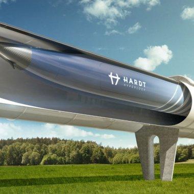 Startup-ul care aduce trenul supersonic în Europa a primit 5 mil. euro