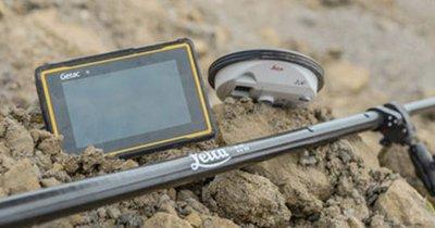 Leica folosește Getac ZX70 pentru colectarea datelor geospațiale