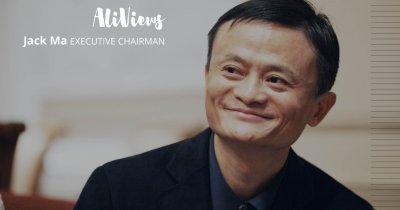 Jack Ma se retrage din lumea afacerilor