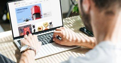 Mai multe oportunităţi pe eBay pentru comercianţii români