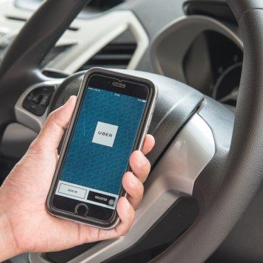 Uber, planuri pentru achiziția unui competitor