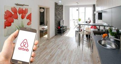 Proprietarii de case pe Airbnb ar putea primi acțiuni în companie