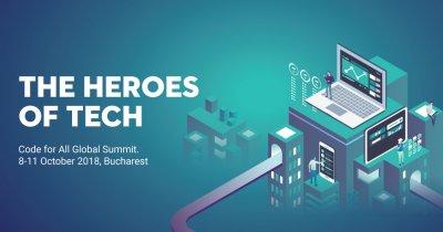 Code for All aduce la București specialiști de la Mozilla și GitHub