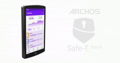 Archos lansează primul portofel hardware pentru criptomonede