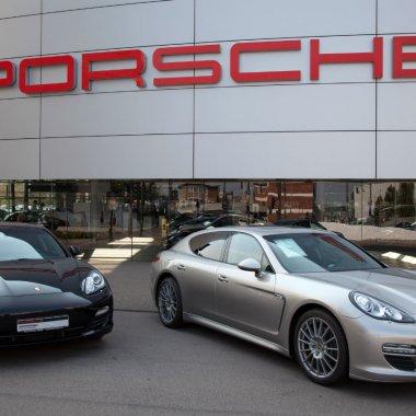 Porsche investește 176 mil. dolari în startup-uri de blockchain și AI