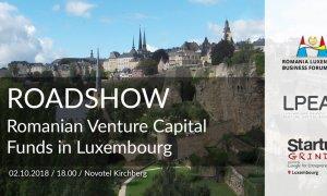 Fonduri de investiții românești, invitate la Luxemburg