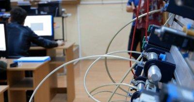 Liceul în care viitorul este printat 3D - Colegiul Mecanic Grivița