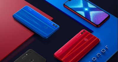 Honor 8X, telefonul care îmbină minimalismul cu funcționalitatea