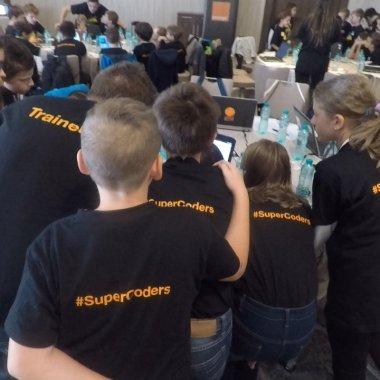 SuperCoders: competiție de programare pentru copii. Ultimele înscrieri