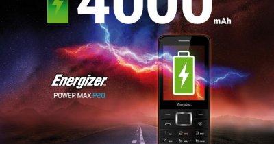 Noi telefoane Energizer pe piața din România