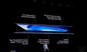 Cum arată noul MacBook Air, primul din serie care are ecran Retina