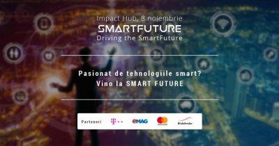Smart Future 2018 – viitorul într-o Românie cu orașe inteligente