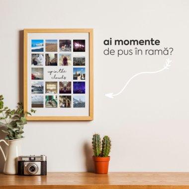 Două românce îți imprimă fotografiile instagramabile