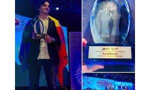 Premieră România: avem unul dintre Cei Mai Remarcabili Tineri din Lume