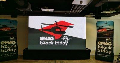 Black Friday 2018 la eMAG – ce reduceri vor fi
