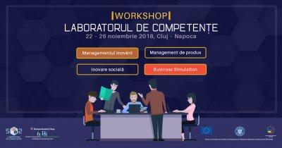 Curs gratuit pentru antreprenori și manageri: business simulation