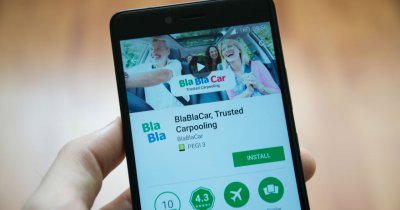 BlaBlaCar ridică 114 mil. $ și se extinde pe transportul cu autocarul