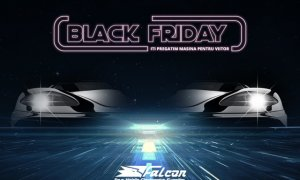 Black Friday 2018 la Falcon Electronics: prețuri tăiate cu 91%