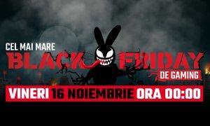 Black Friday 2018 la PC Garage: reduceri speciale chiar în Vinerea Neagră
