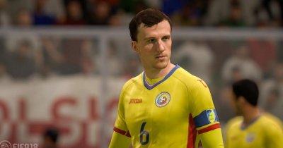 Federația Română de Fotbal caută jucători pentru Naționala de FIFA