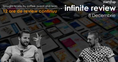 Infinite Review pe start-up.ro - cel mai lung unboxing și review