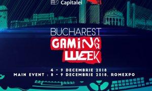 Bucharest Gaming Week – care este programul evenimentului
