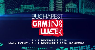 Bucharest Gaming Week – care este programul evenimentului