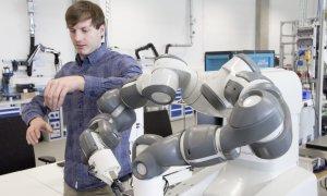 Cui i-e frică de roboți? Nu nemților