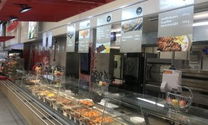 Auchan România, parteneriat cu Uber Eats