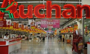 Nou depozit Auchan în România. Investiție de 45 milioane euro