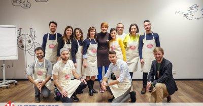Noii antreprenori din industria alimentară: absolvenții Hubcelerator Food