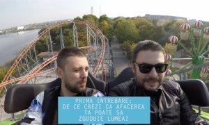 Mihai Rotaru, Clever Taxi - Provocările afacerilor în roller coaster