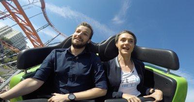 Ana-Maria Udriște - Afacerile sunt ca un interviu în roller coaster