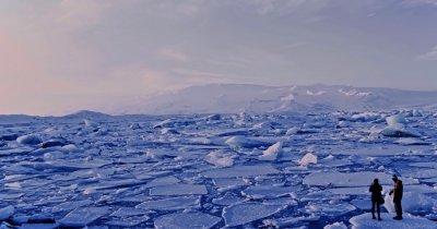 Ai face un pitch în apă cu gheață? Înscrie-te la Polar Bear Pitching