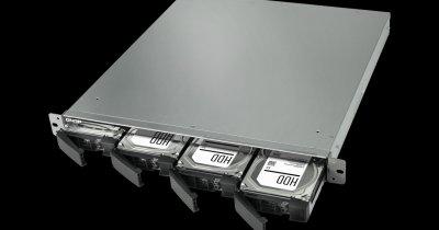QNAP TS-977XU e un NAS cu structură hibridă și procesor AMD Ryzen