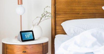 CES 2019: Lenovo Smart Clock e asistentul virtual de pe noptieră