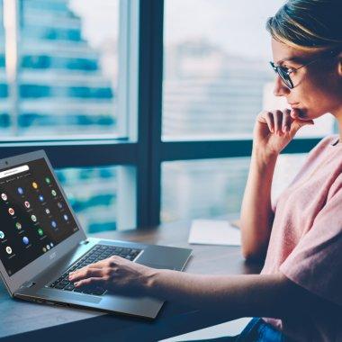 CES 2019: Acer Chromebook 315 e un laptop ieftin cu procesor AMD