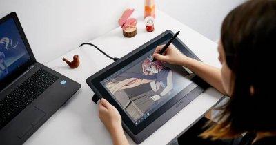 CES 2019: Wacom Cintiq 16 e o tabletă grafică cu preț decent