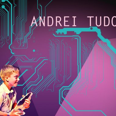 VIDEO Inventator la 10 ani. Prezentul și viitorul lui Andrei Tudor