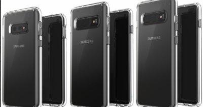 Samsung Galaxy S10 - noi imagini cu telefonul înainte de lansare