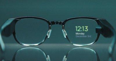 Ochelarii care-ți citesc mesaje și-ți comandă un Uber