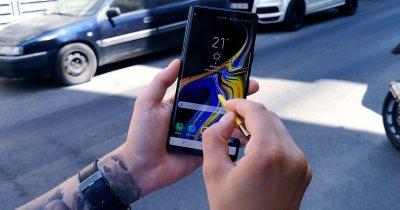 Adio, carduri de memorie! 1 terabyte pe smartphone-urile Samsung