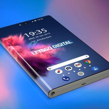 Imagini cu telefoanele pliabile de la MWC 2019 - Huawei și Motorola