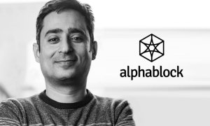 Investiție pentru startup-ul românesc AlphaBlock, evaluat la 15 mil. $