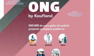 START ONG cu 500.000 euro de la Kaufland România