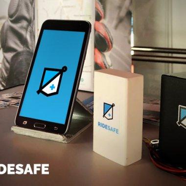 RideSafe lansează campania de crowdfunding pe Indiegogo