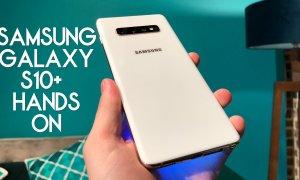 Samsung Galaxy S10: Hands On și specificații tehnice complete