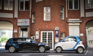 BMW și Daimler, alianță istorică pentru a lupta cu Uber sau Taxify