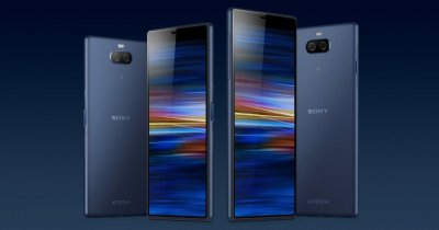 MWC 2019: Sony prezintă două telefoane mid-range din seria Xperia