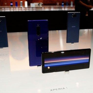 Sony Xperia 10, Xperia 10 Plus, Xperia 1 Hands On - triada japonezilor